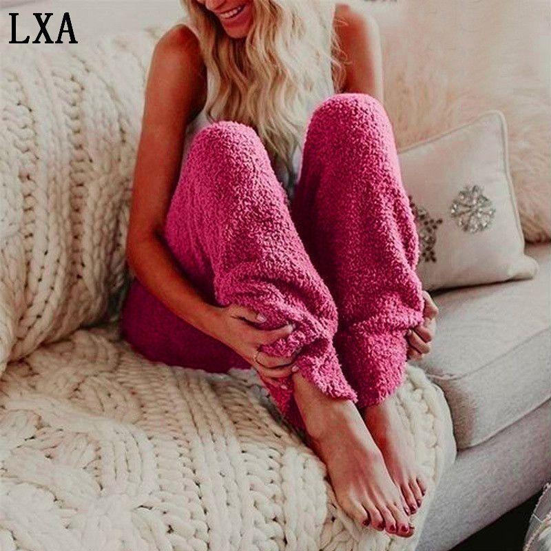 Nuovi Leggings Autunno Inverno Plus Leggings Velvet Donne Pantaloni termici in pile di spessore Pluss Plus Size Donne Pantaloni invernali S-5XL N-03