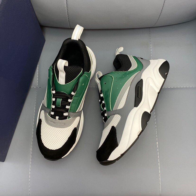 Homme Sneakers B Runner D Casual Ayakkabı Tasarımcısı Lace Up Boy Sneaker Eğitmenler Adam Lüks Kadın Ayakkabı