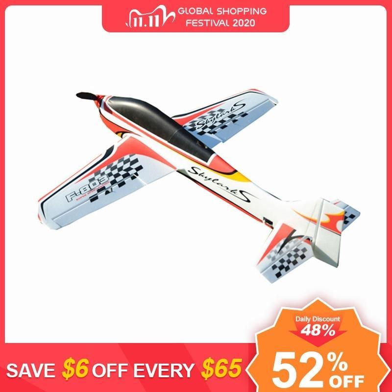 RC Airplane Sport Fernbedienung Flugzeug 950mm Wingsspan EPO F3A FPV Aircraft Kit Outdoor Spielzeugmodelle ohne elektrische Teile 201105