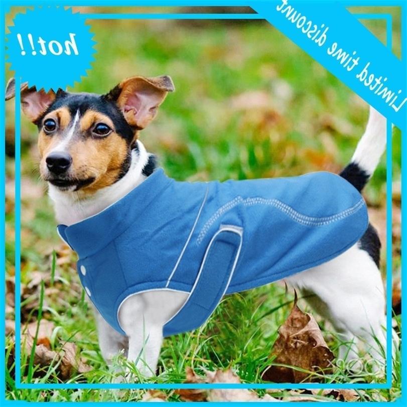 Abbigliamento per animali domestici Giacche di modo inverno caldo coat per cani in pile carino carino felpa alla moda tuta sportiva DHL spedizione gratuita
