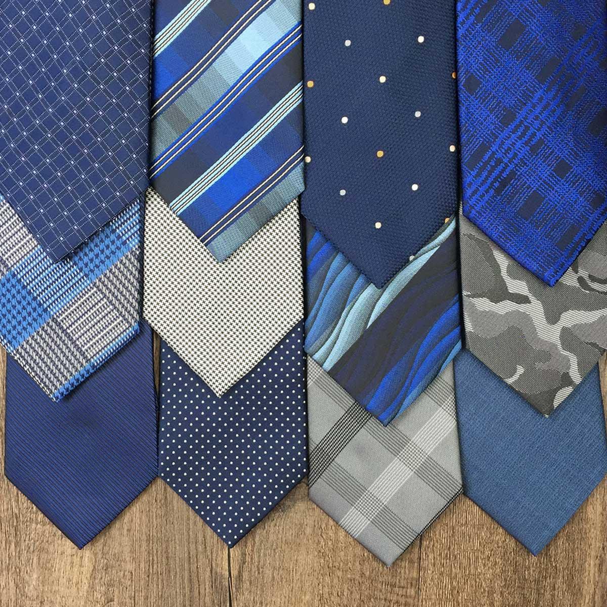 Серый роскошный синий шелковые галстуки мода свадебные галстуки для мужского аксессуара новинка Dropshipping