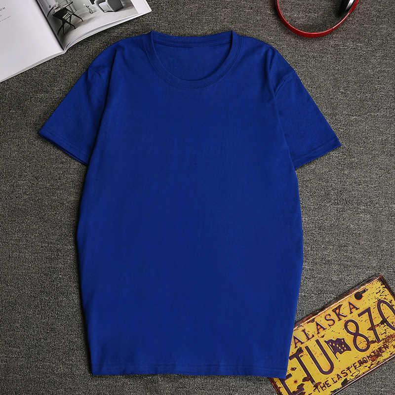 Nouvelle transpiration des sports ronds absorbant une manche courte simple multicolore t-shirt lâche t-shirt léger et respirant pour hommes