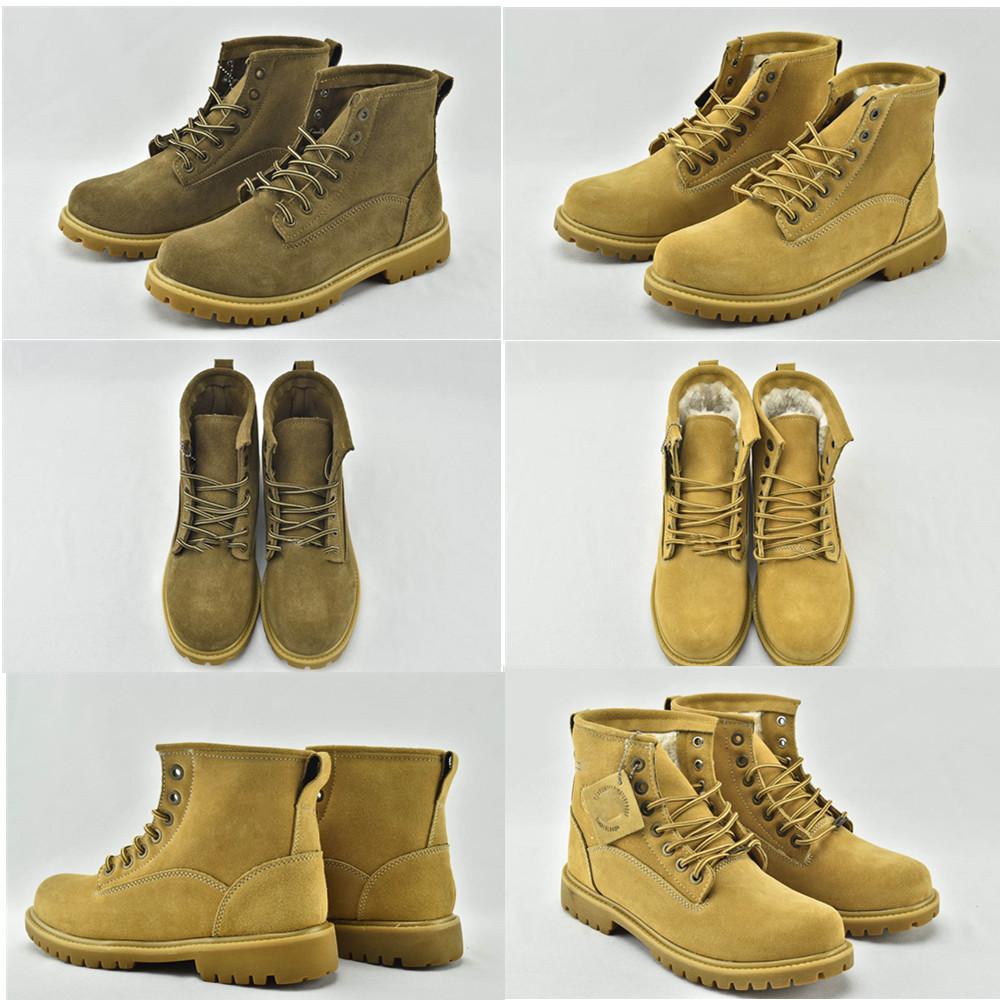 Outono e inverno Martin Botas para mulheres Homens Melhor popular Luxo Presente de Natal Inverno Ankle Curto Casual Sapatos Clássico 39-44 Mais Novo Moda
