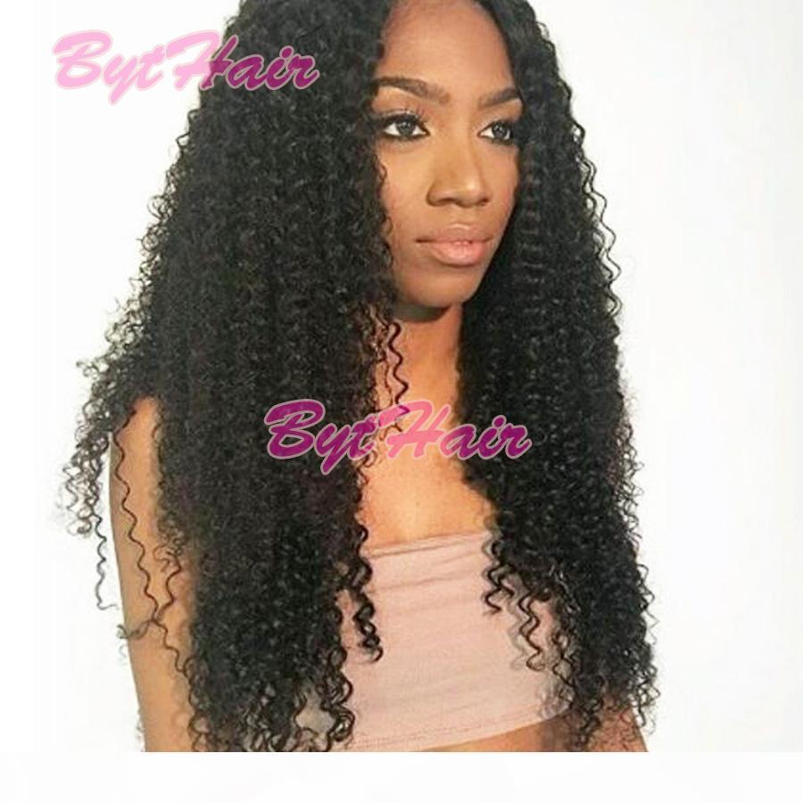 ByThair bon marché brésilien pleine dentelle pleine dentelle suisse dentelle 100% à la main censée profonde perruque humaine perruques en dentelle frontale avec cheveux