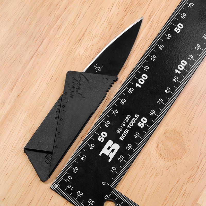 Cüzdan Katlanır Güvenlik Bıçağı Meyve Bıçaklar Taktik Kurtarma Bıçağı Mini Cep Kamp Askeri Survival Kurtarma Bıçağı VTKY2310