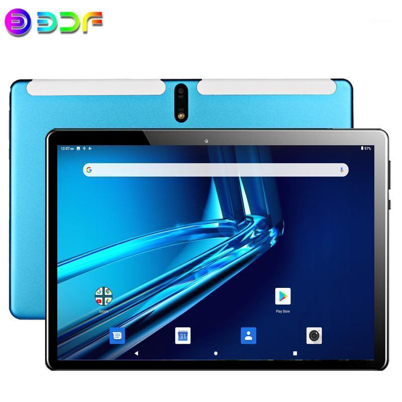 Tablet PC 10.1 pollici Compresse 4G Chiamata telefonica Google Play 2 GB / 32GB Octa Core Brand Brand WiFi Bluetooth GPS Android 9.0 PC1