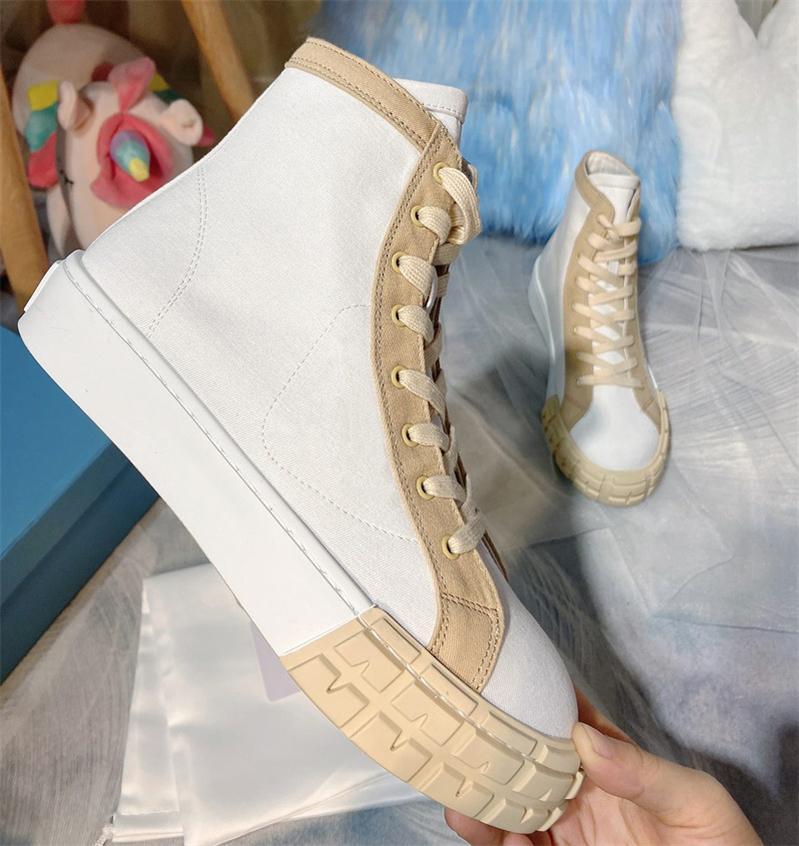 مصمم أحذية رياضية كاسيتا فالت أحذية رياضية المرأة عالية أعلى النسيج عداء المدربين منخفضة الأعلى عارضة الأحذية مع مربع 262