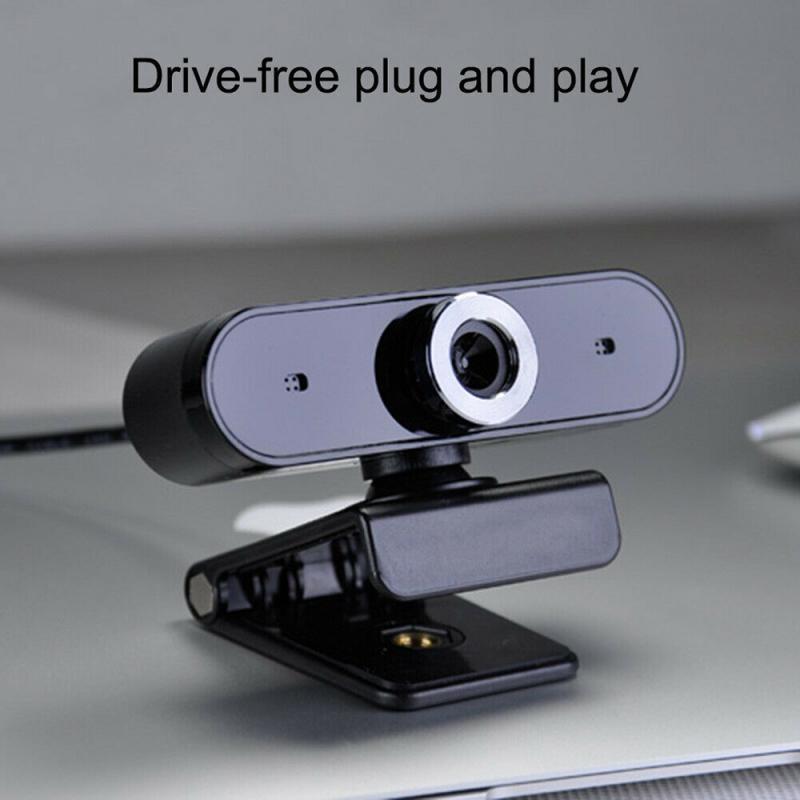 Full HD Web Cam для настольного ПК Ноутбук Видео Вызывая сеть Компьютерная веб-камера Бесплатная Автофокация Автофокусировка с Микрофоном