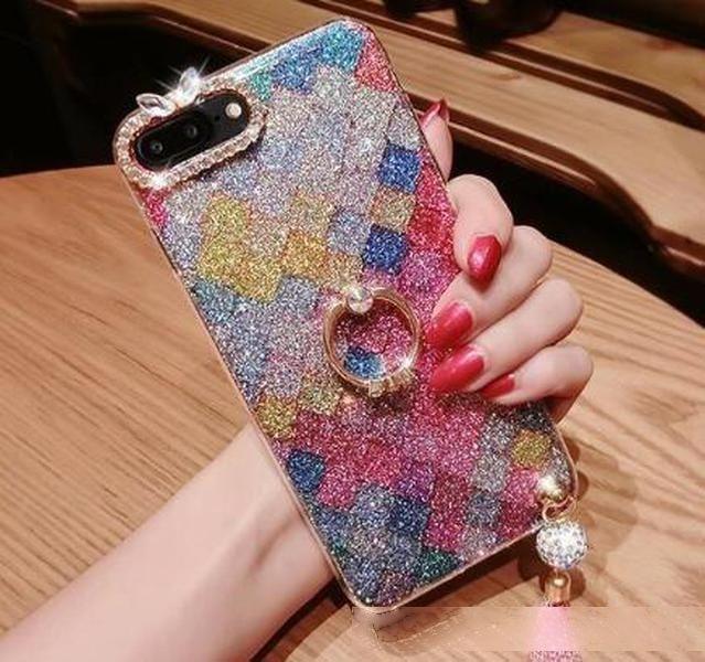 Mode Frauen Telefon Fall für iPhone XS XR x 7 / 8plus 7/8 6SP Mode Neue Schutzrückseite Titel Telefon Fall