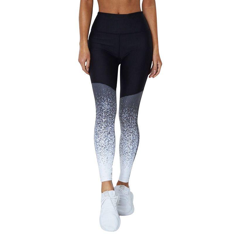 Kylie 핑크 피트니스 레깅스 빠른 건조 높은 허리 여성 운동 푸시 업 legging 패션 솔리드 컬러 보디 빌딩 jeggings 바지 Q1119