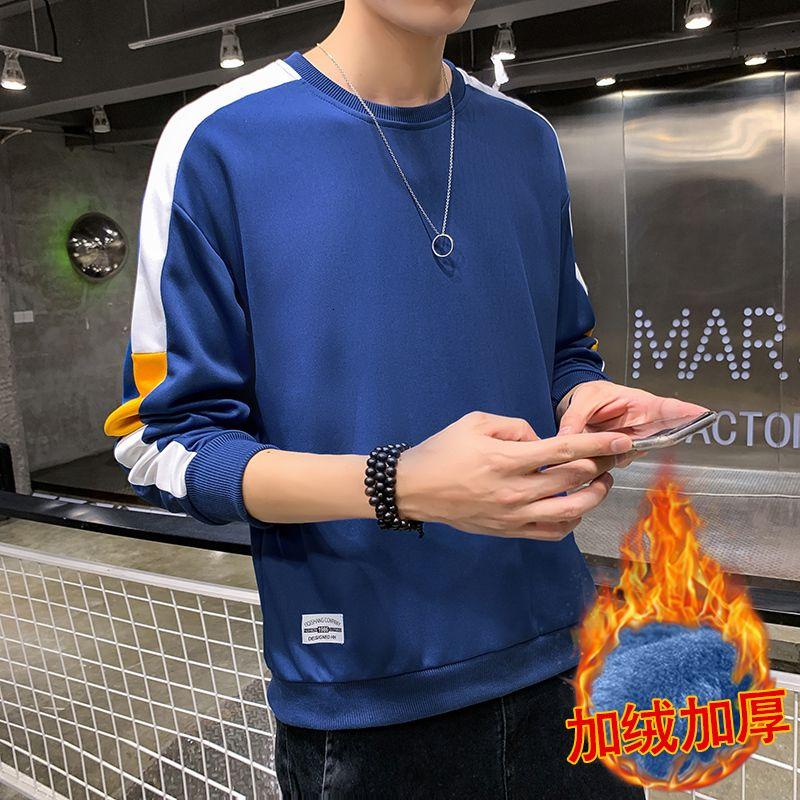 Новый стиль мужского свитера осенью 2020 xhqji