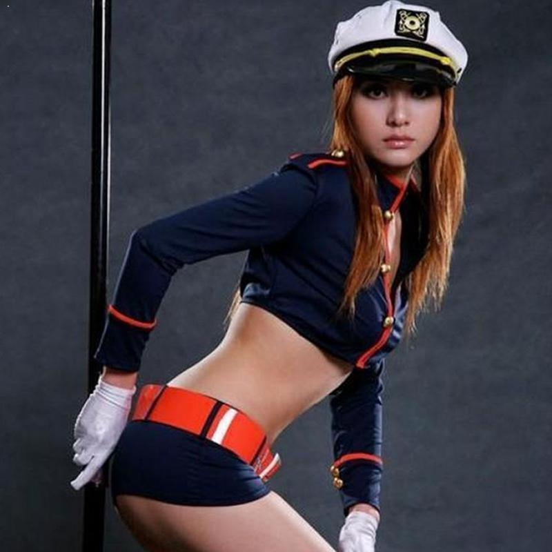 Männer Damenyacht Captain Skipper Sailor Boat Cap Hat White Mode Kostüm C9F8