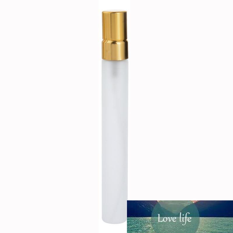 100 штук / лот 10 мл Parfum глазурь путешествия спрей бутылка для духов портативный с атомизадором Perfume Rellenable алюминиевый насос