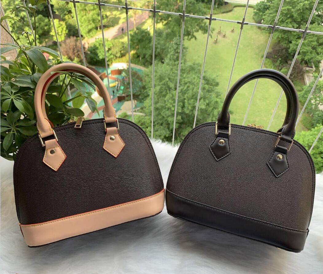 Высочайшее качество Alma BB мода женщин на плечо сумки цепь мешок мешок кожаные сумки оболочки кошелек кошелек дамы косметический Crossbody