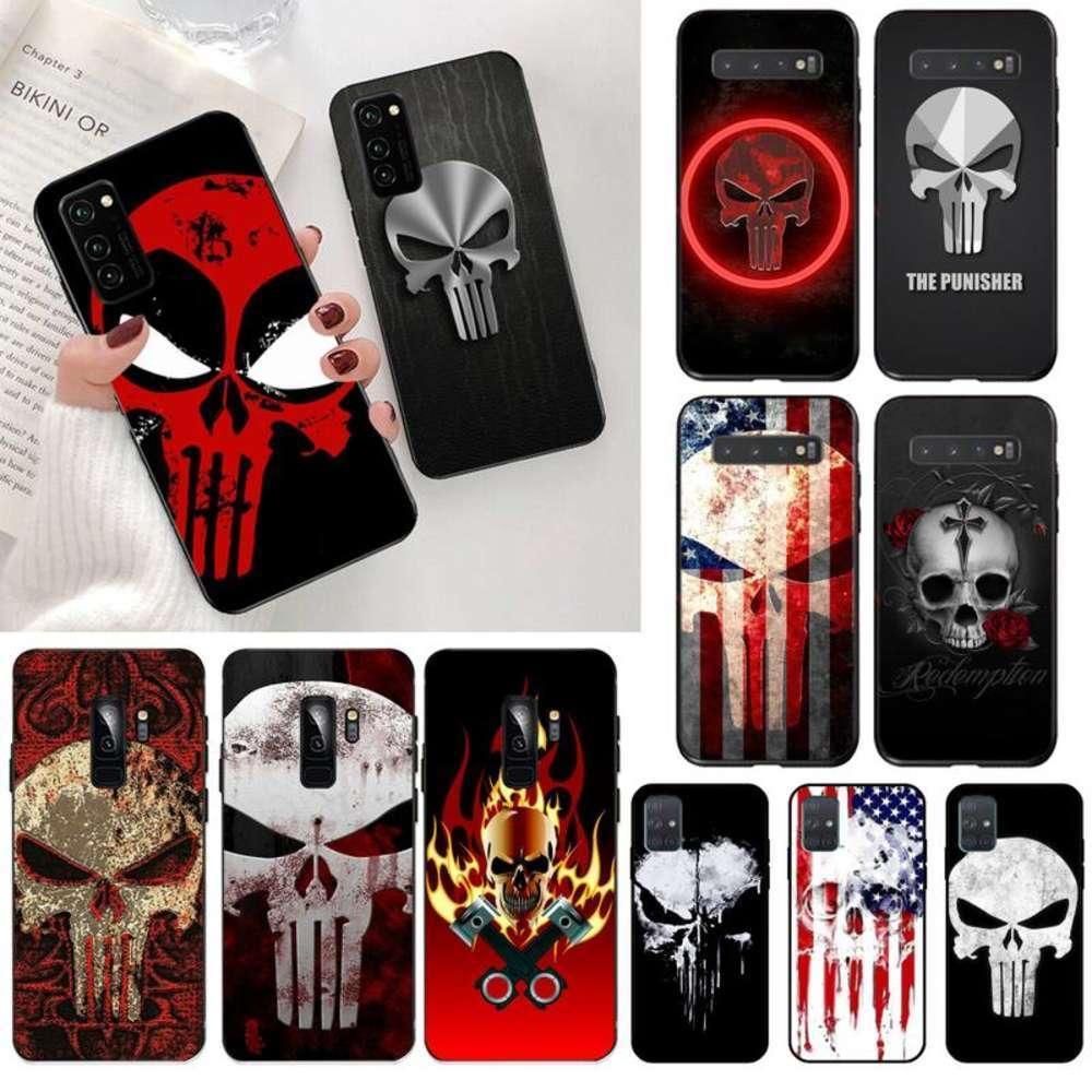 qaCool punishment - Samsung S20 + Super S7 S6 edge S8 S9 + S10 5g Lite 2020 for mobile phone shell and skeletonlk