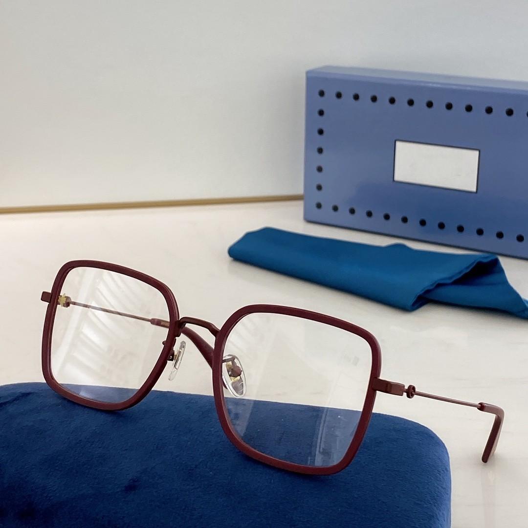 2021 جديد النظارات الإطار 0460 لوح إطار نظارات إطار استعادة الطرق القديمة oculos دي غراو الرجال والنساء قصر النظر النظارات إطارات
