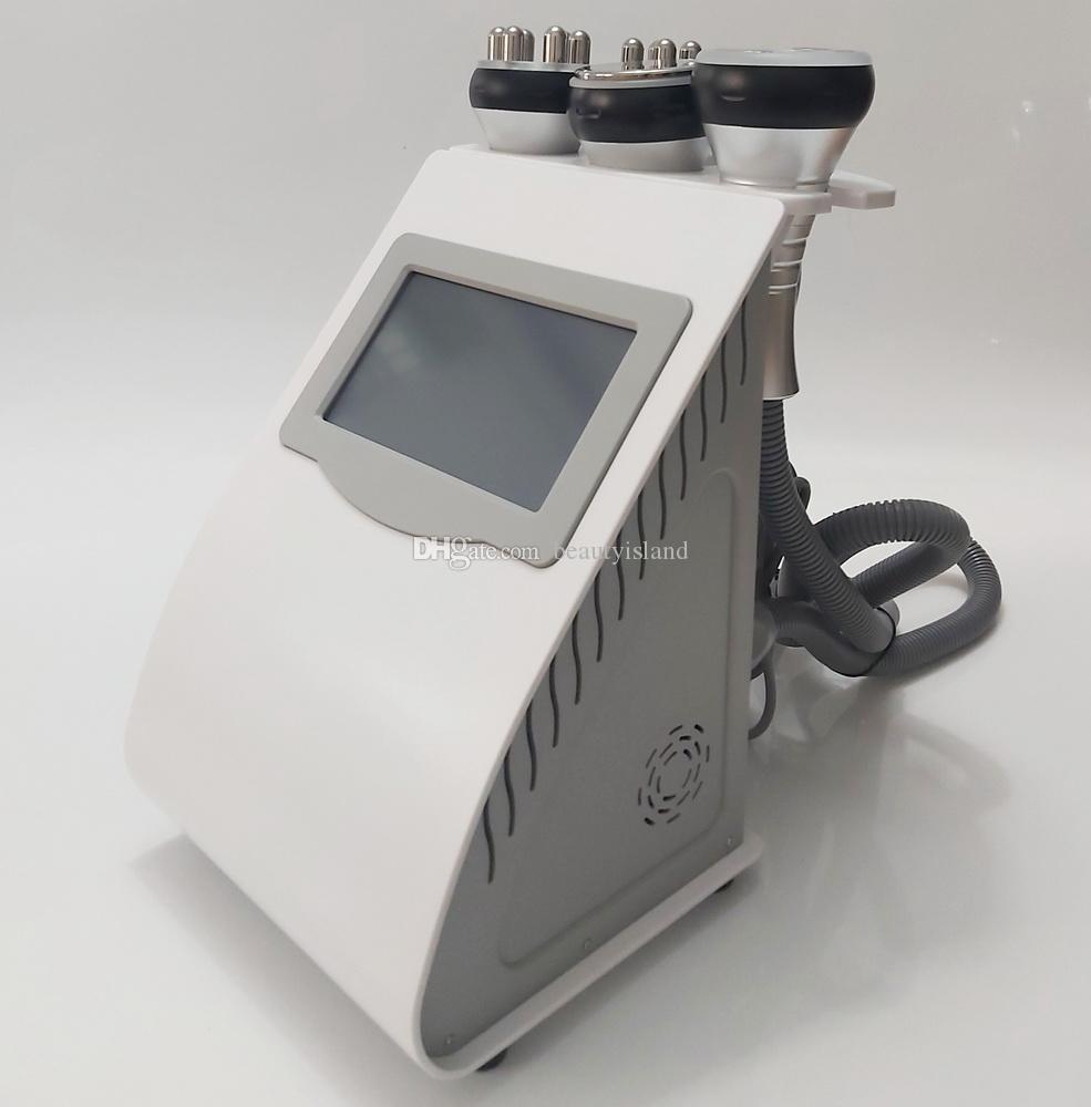 cavi lipo machine 4 IN 1portable cavitation ultrasound vacuum RF body shaping fat reduction weight loss machine