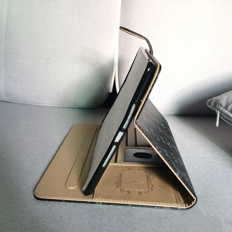 Para 2020 iPad 12.9 Tablet Funda de alta calidad para 2020 iPad Pro 11 Air10.5 Mini123 Mini45 iPad10.2 Moda Classic Custic Cleat Clee Pocket Ipad Case