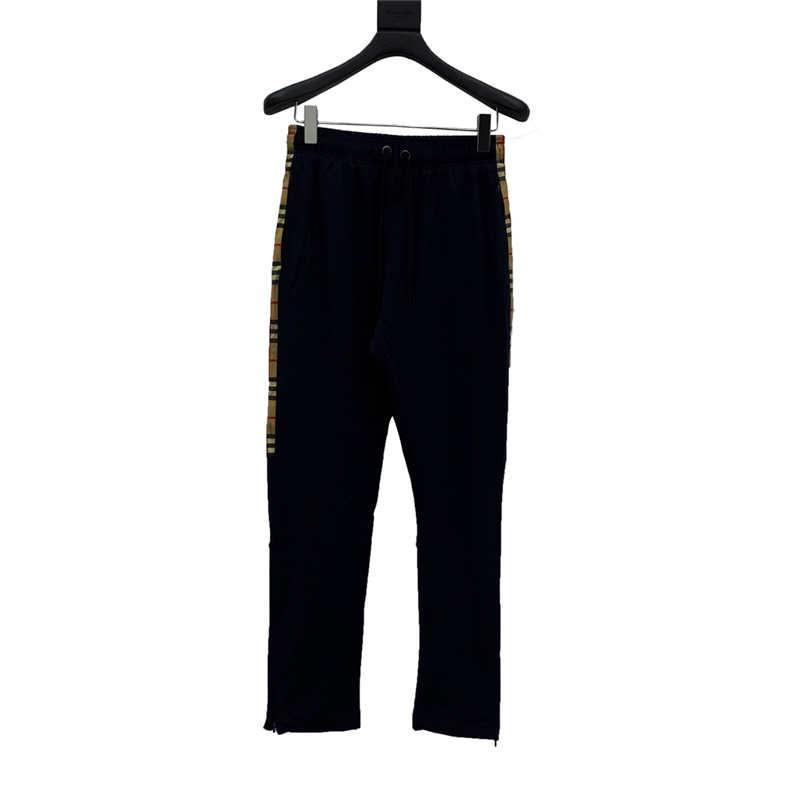 Erkekler ve kadınlar fonksiyonel yan detaylarla dolu fonksiyonel kumaş örme esnekliğini baskı dijital pantolon kontrol