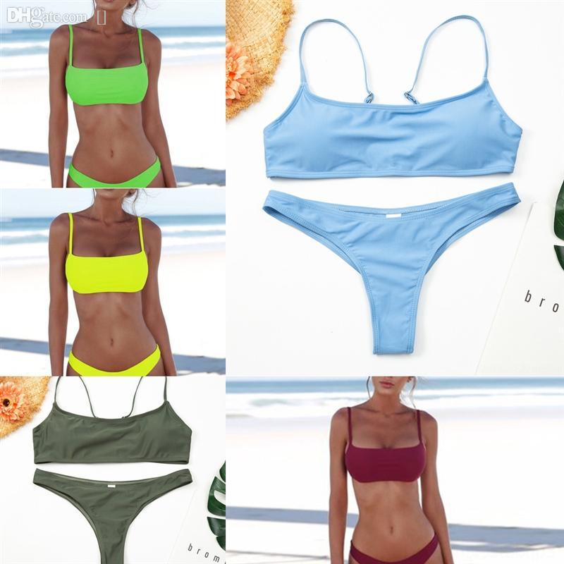 Obca Fırfır Mayo Kadınlar Mayo V Banyo Yüksek Kalite Set Mayo Tasarımcı Seksi Onedeep Takım Backless Yüzme Suit Bodysuit Vintage
