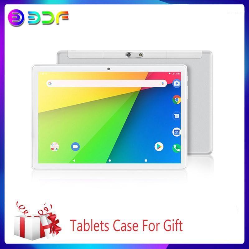 Neue 10,1 Zoll Octa Core Tablet PC 2.5D Stahlbildschirm Android 9.0 Tablet 3G / 4G Telefonanruf 6 GB-64GB ROM Bluetooth 4.0 Wi-Fi-Tablets1