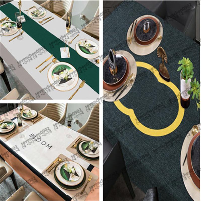 69 Прочная таблица для стола Дизайнер нефтепродукты Водонепроницаемый Нескользящий Стол Скатерть Главная Отель Ресторан Бар Открытый Стол для пикника Стрижка
