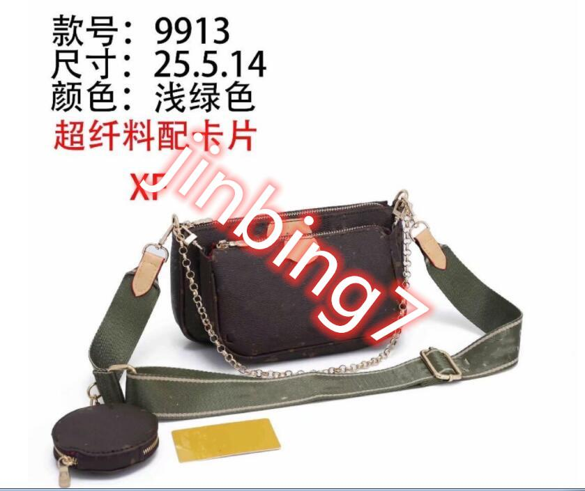 Multi сумки сумки женщины M9913 Crossbody маленькая сумка Pochete цвет кошелек модные сумки ремни цепь PCS плечо много 06 3 UMBHP AEGLF