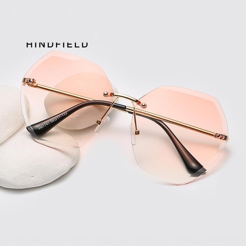 VCGE Mode Sommer 41068 Männer Schutz Sonnenbrille Herren Sonnenbrille Beliebt bei Neuen Einfachen Frauen im Freien UV400Eyewear MTNTD