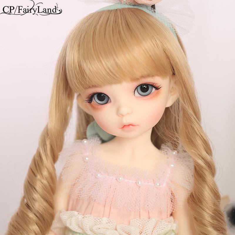 FreeShipping Fairyland Littlefee Ante BJD Dolls Suit Fullset YOSD 1/6 FL Napi Dollmore Luts Sweetest Multivariant Style Y1130