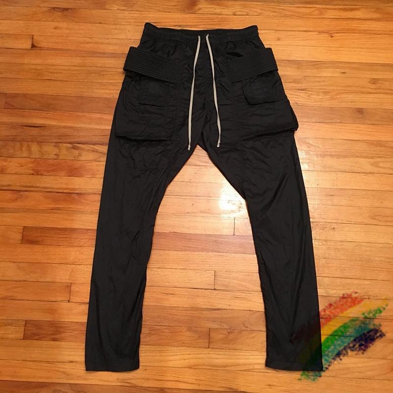 2021SS Multi Pocket Pantaloni da uomo Donne 1 Joggers Swistring Sweatspants Pantaloni