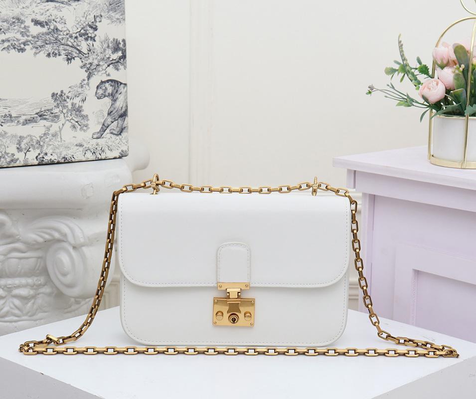 Sac à bandoulière 2020 Sac à bandoulière Nouveaux sacs luxurys Designers Casual Wild Messenger Street Trend Shot Femme Fashion Sqsem
