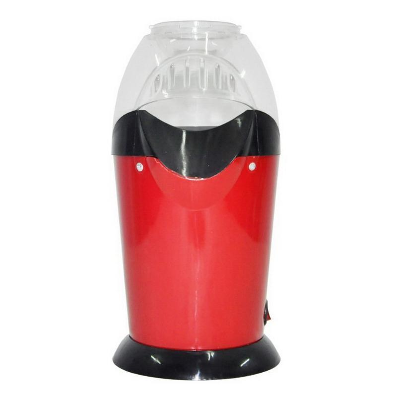 Mini Portable Electric Popcorn Maker Household Automatic Popcorn Machine Air Blowing Type DIY