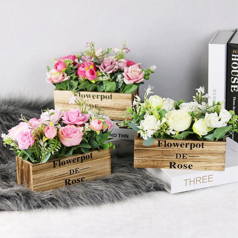 Lindas flores de hortênsia flores artificiais para decorações caseiras de alta qualidade buquê de alta qualidade Mousse flor falsa