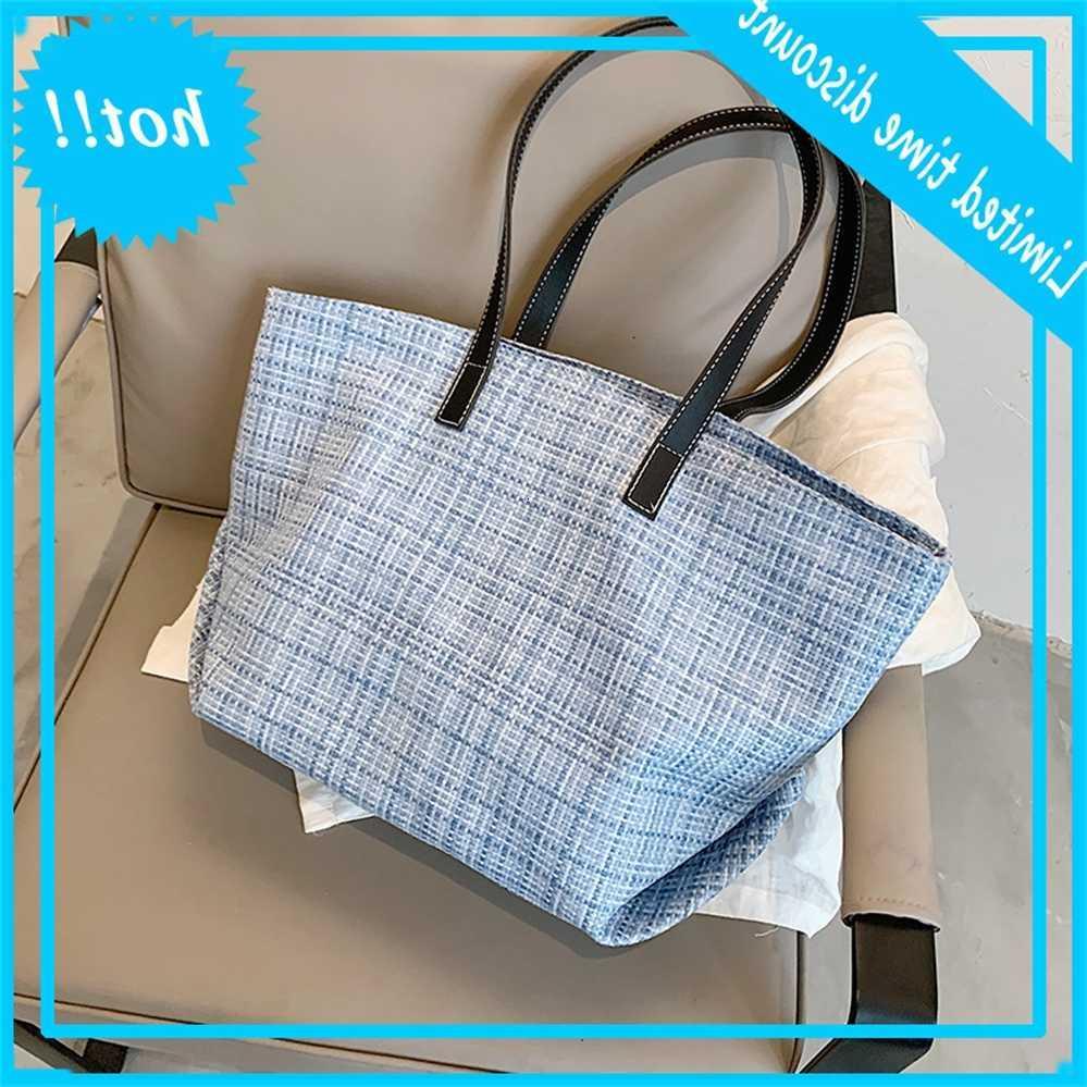 Новая мода большие тканые повседневные сумки женские сумки 2020 высокая емкость вязание дамы сумка на плечо женский кошелек jpct