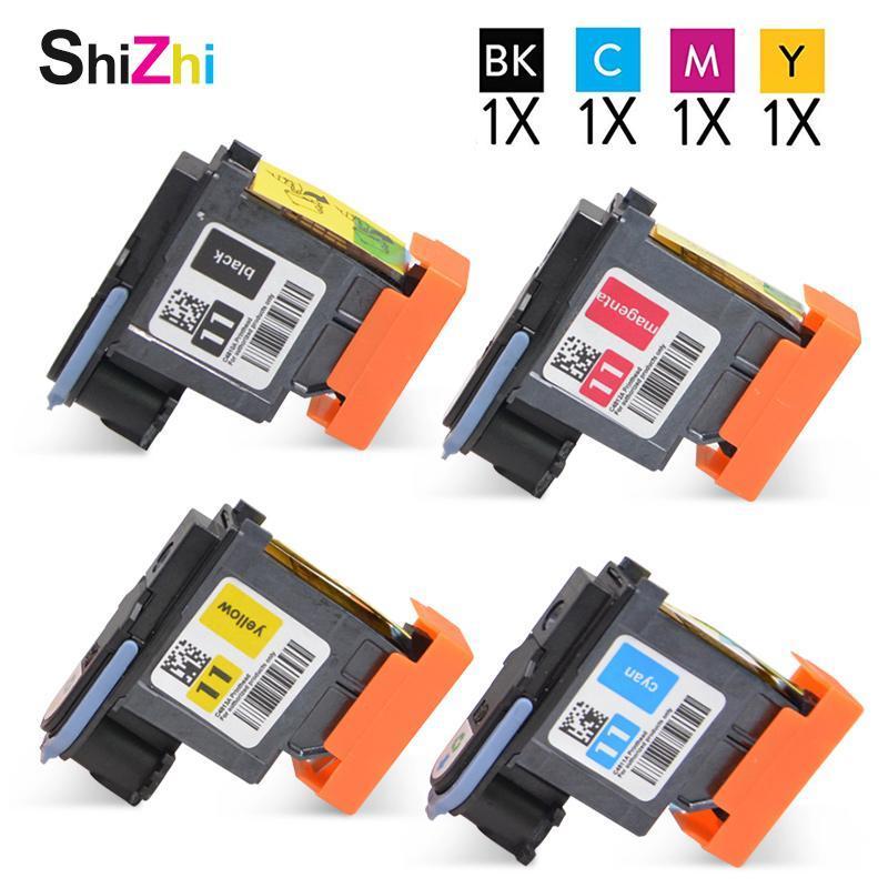 Shizhi-Tintenpatrone 11 C4810A C4811A C4812A C4813A C4813A 500 510 800 111 100 70 OfficeJet 9110 9120 9130 K850 / 850 Druckkopf