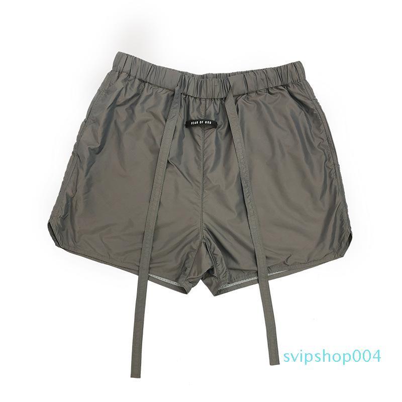 Strada di Top Essentials Fog S-XL Sei pantaloncini di alta stagione Pantaloncini di God Pantaloni Pantaloni Pantaloni da uomo Donne Beach Qualità # D03 IHHS