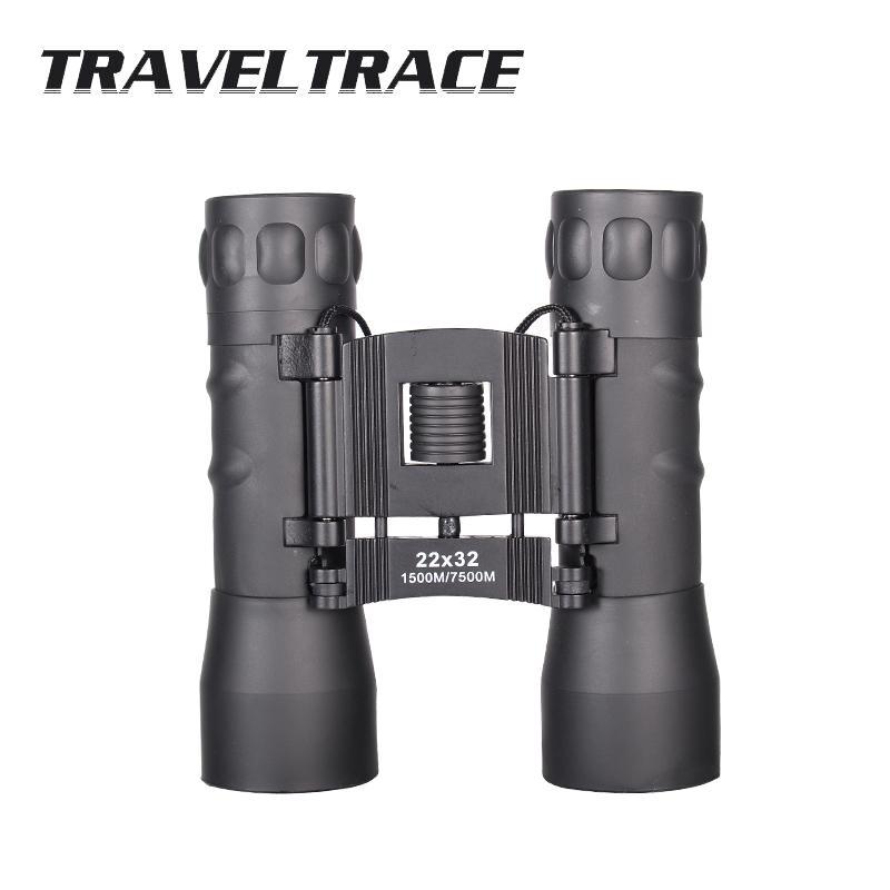 8x21 32x22 40x22 Мини Карманные бинокли для охоты Concert Мощный телескоп портативный BaK4 Prism High увеличивающим окуляром