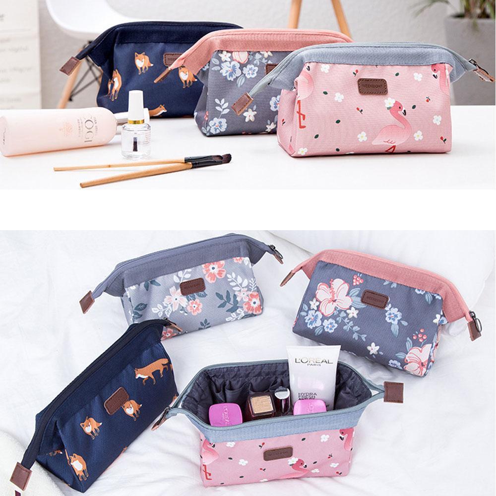 Nova bolsa multifuncional Bolsa de viagem de higiene para bolsa de caixa maquiagem maquinar caso magia cosméticos mulheres mulheres cosméticos mukkx