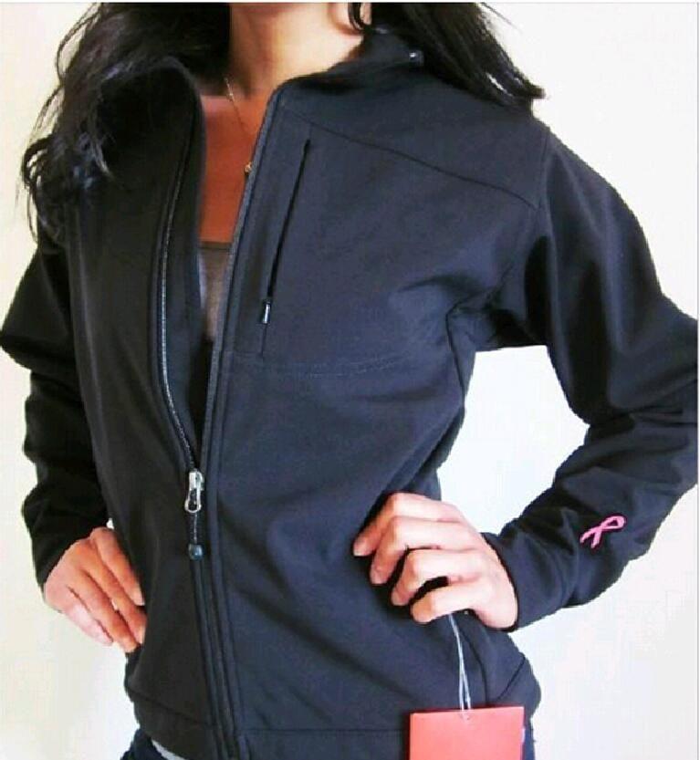 Spedizione gratuita vendita calda marca da donna pile apice bionic softshell giacche da esterno antivento e impermeabile giacca da donna traspirante