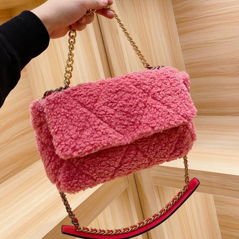 Serie Kostenlose Designer Colors C Klassische Plaid Messenger Bags 2020 Tasche Wollverkehr Tasche Frauen 4 Schulter Luxurys 19 JQPPQ