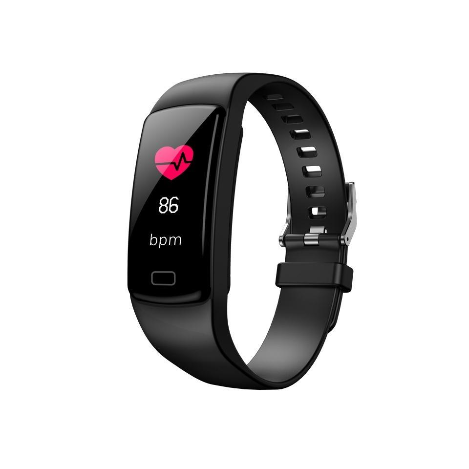 Y9 Smart Activity Tracker Relógio de Relógio Fitness Pulseira Coração Frequência Monitor de Pressão Sanguínea Para Smartphone Smartbands