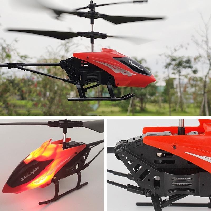 Дроны детские игрушки игрушки для детей 2.5 канал RC вертолет мини вертолет мини-дрон Dron RC вертолет подарок Gyro Yellow 201103