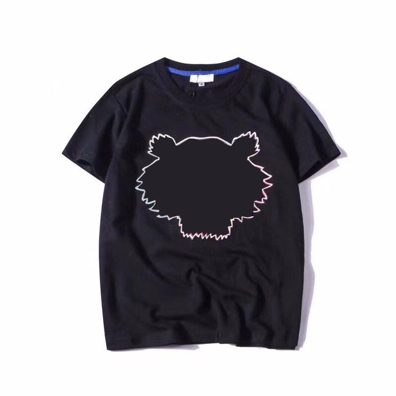 Mens T Camiseta Padrões de Estilo de Verão Quente Bordado com letras T-shirt manga curta camisas casuais unisex tops tamanho asiático s-xxl