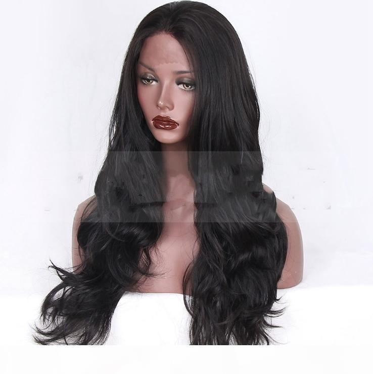Frete Grátis Europeu e Americano Antiga Fibra Química de Laço Fibra Química Headgear longa fábrica de cabelo encaracolado vendas