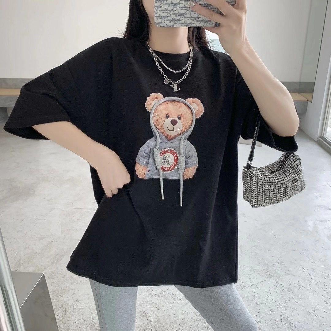 T-shirt à manches courtes de la nouvelle femme pour femmes