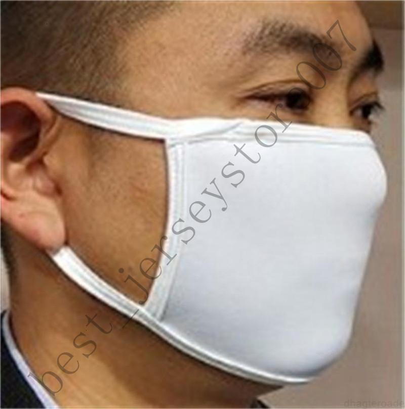 Staub neuer tragbarer faltbarer Schutz Sublimation leeres Mascara-Tuch für Erwachsene für Erwachsene