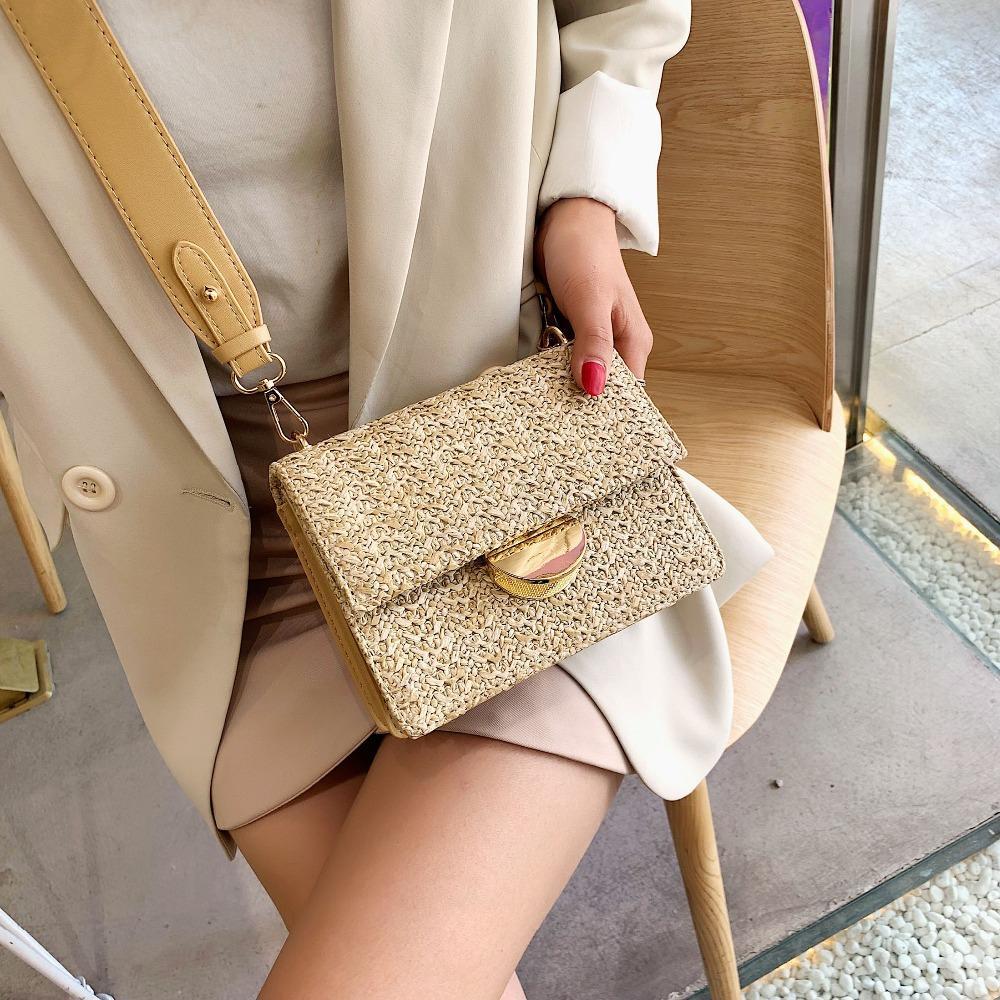 HBP mini borse a tracolla per donna 2020 Summer Summer Ladies Pelle borse e borse Borse da viaggio Semplice Borsa
