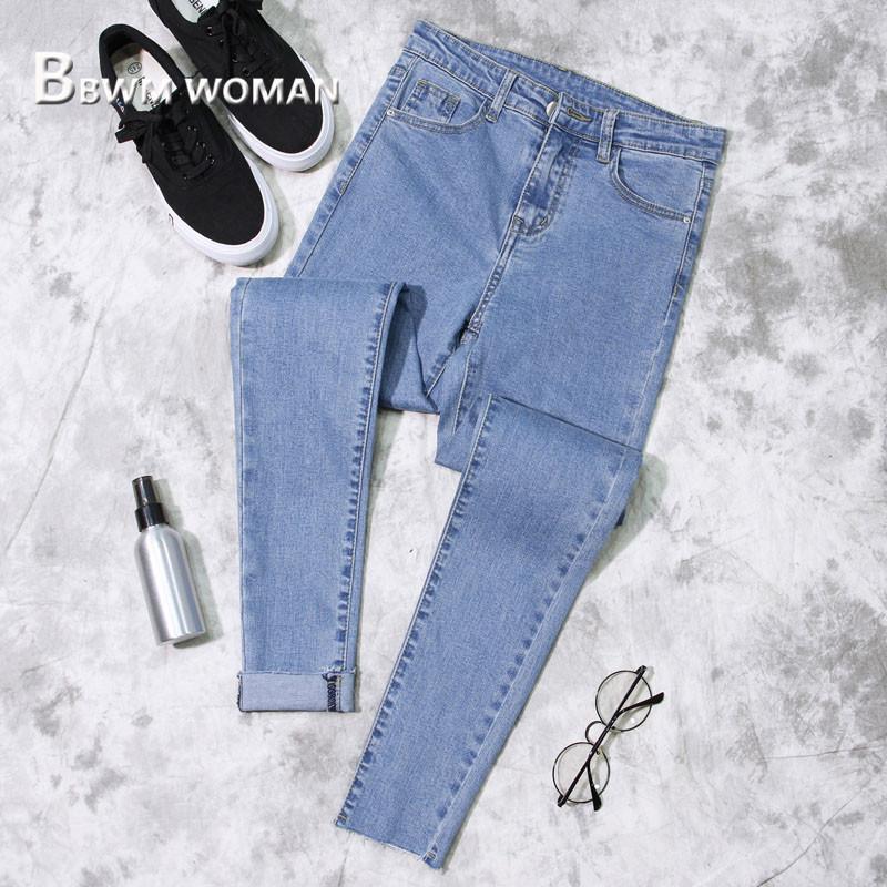 2019 весна стройные узкие женщины джинсы 3 цвета могут выбрать женские брюки брюки