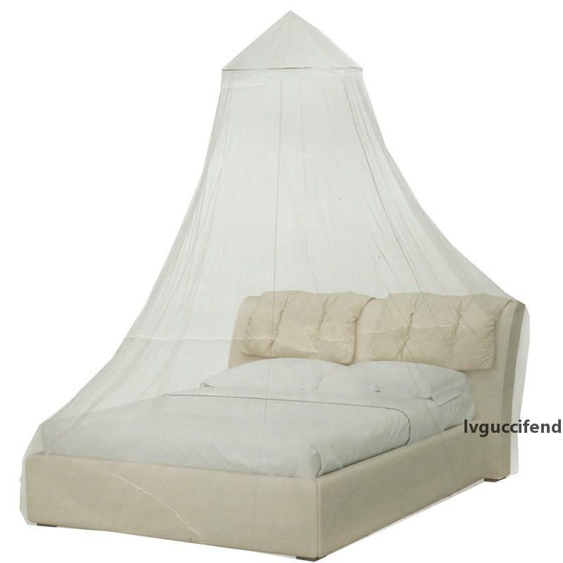 Sivrisinek Net tonozlu çift kişilik yatak asılı kubbe sivrisinek kovucu çadır böcek reddetme gölgelik yatak perde yatak malzemeleri