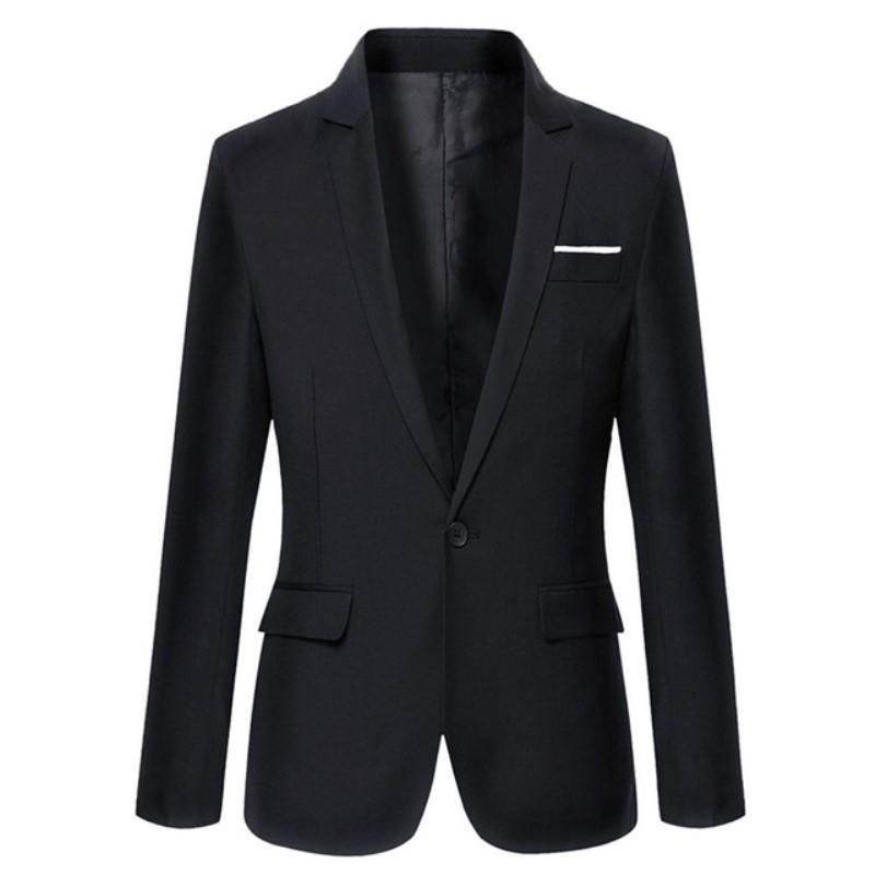 Vendita calda Nuovo Arrivo Fashion Blazer Mens Casual Giacca Casual Color Colot Cotton Blazer Giacca Uomo Classic Mens Suit Giacche Cappotti